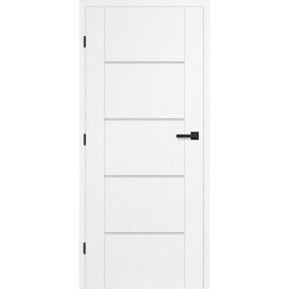 Bílé lakované interiérové dveře LAURENTIE 1
