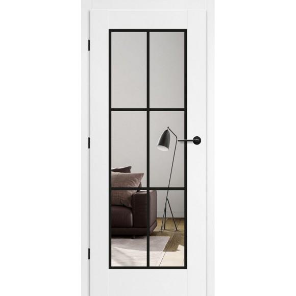 Bílé lakované interiérové dveře MISKANT 1