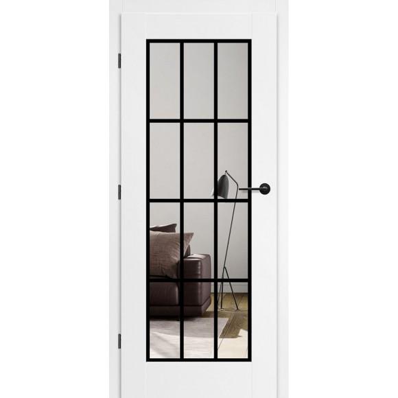 Bílé lakované interiérové dveře MISKANT 3