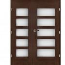 Dvoukřídlé Interiérové dveře AZALKA