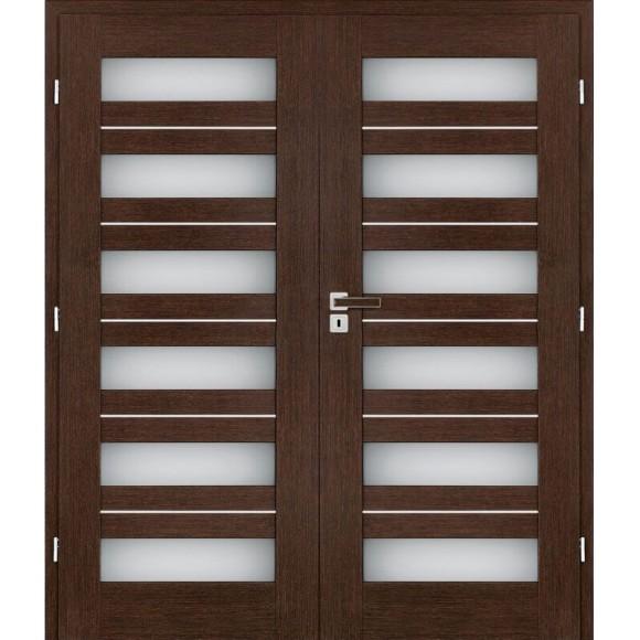 Dvoukřídlé Interiérové dveře FLOX