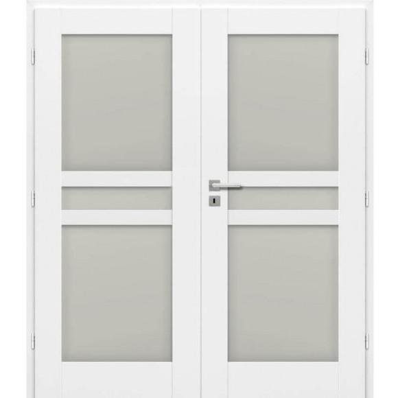 Dvoukřídlé Interiérové dveře FORSYCIE