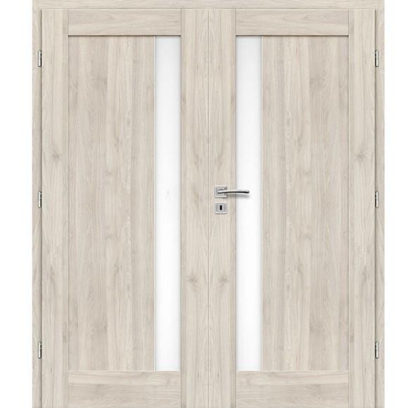 Dvoukřídlé dveře FRÉZIE