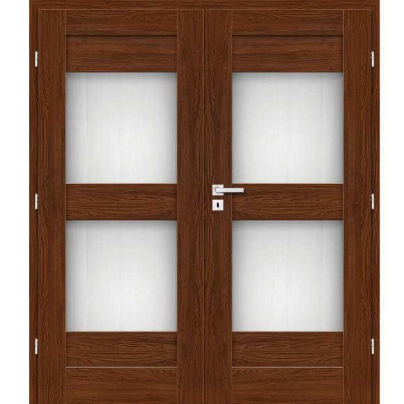 Dvoukřídlé dveře HYACINT