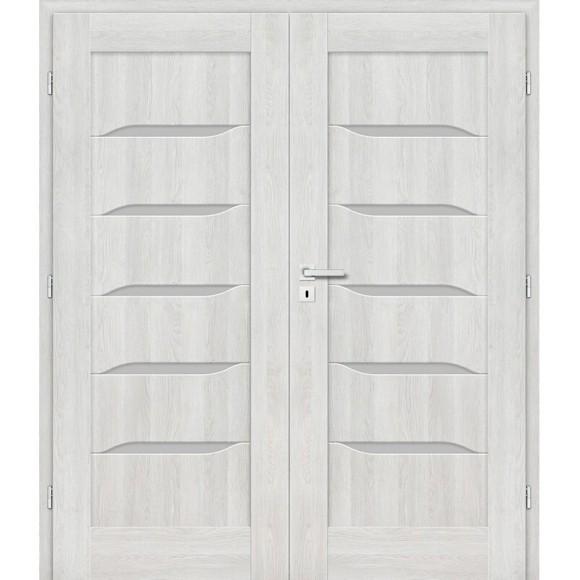 Dvoukřídle Interiérové dveře NOLINA