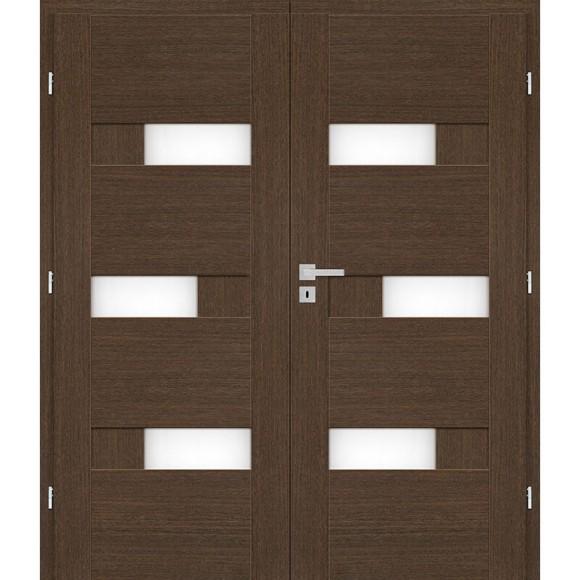 Dvoukřídle Interiérové dveře SURMIA