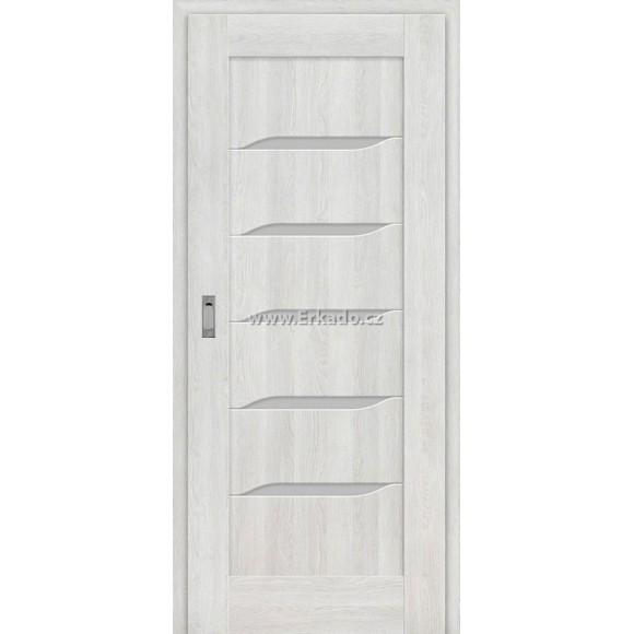 Posuvné dveře do pouzdra NOLINA