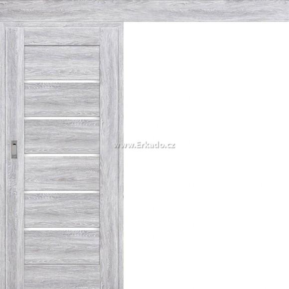 Posuvné dveře na stěnu DAGLEZIE