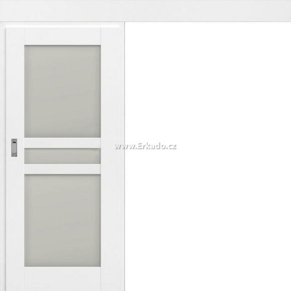 Posuvné dveře na stěnu FORSYCIE
