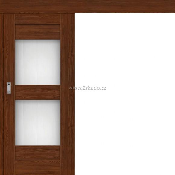 Posuvné dveře na stěnu HYACINT
