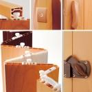 Shrnovací dveře PIONEER - buk