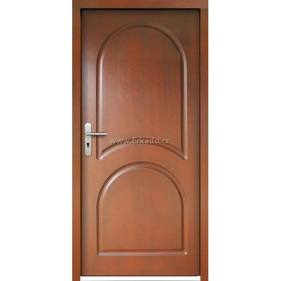 Venkovní vchodové dveře P11