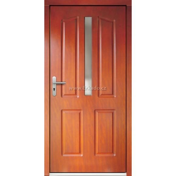 Venkovní vchodové dveře P12