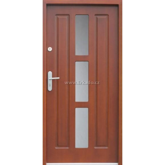 Venkovní vchodové dveře P13