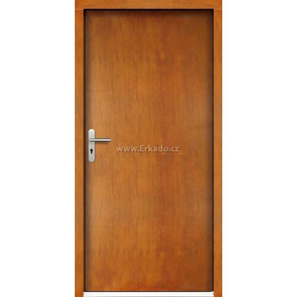 Venkovní vchodové dveře P18