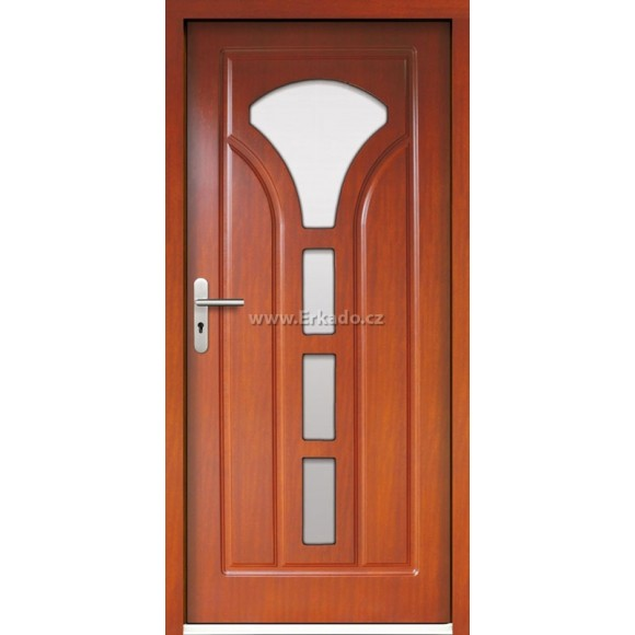 Venkovní vchodové dveře P19