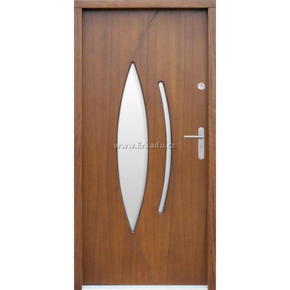 Venkovní vchodové dveře P20