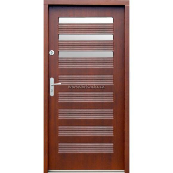 Venkovní vchodové dveře P26