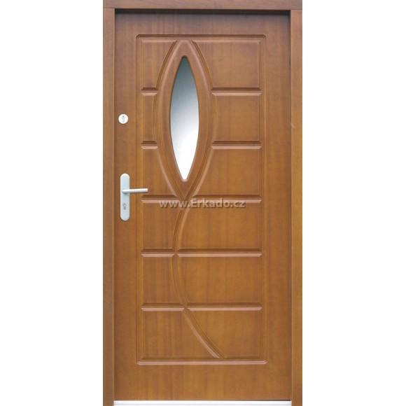 Venkovní vchodové dveře P30