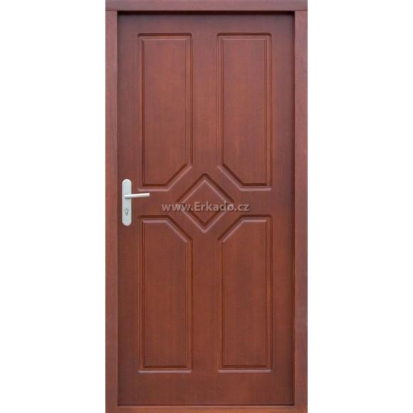 Venkovní vchodové dveře P35
