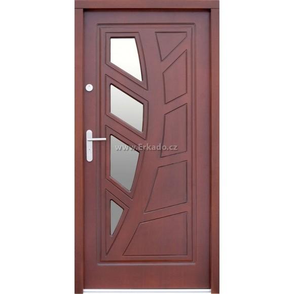 Venkovní vchodové dveře P37