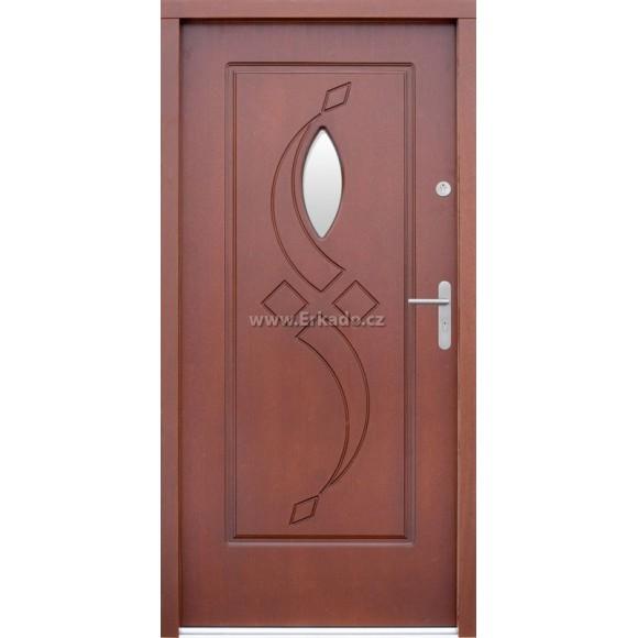 Venkovní vchodové dveře P39