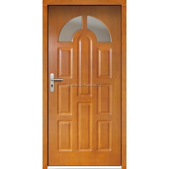 Venkovní vchodové dveře P5
