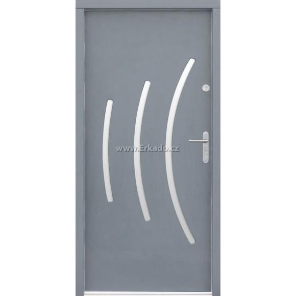 Venkovní vchodové dveře P50