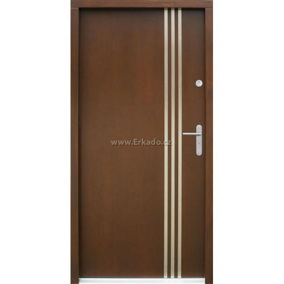 Venkovní vchodové dveře P58