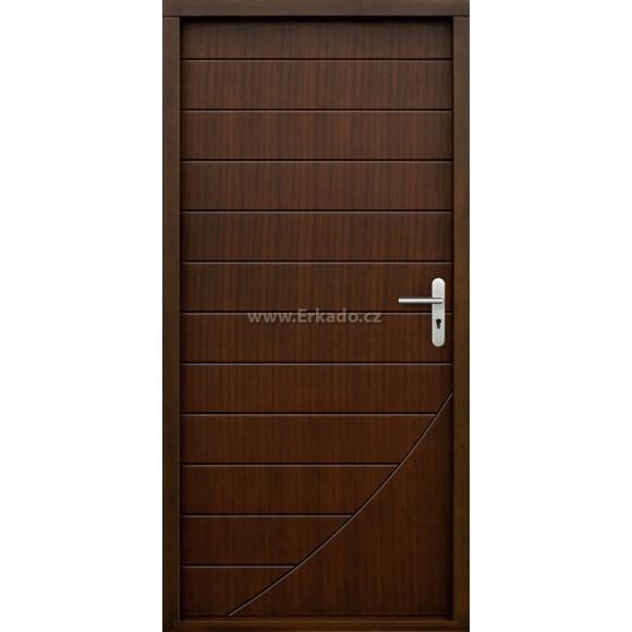 Venkovní vchodové dveře P59
