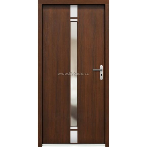 Venkovní vchodové dveře P60