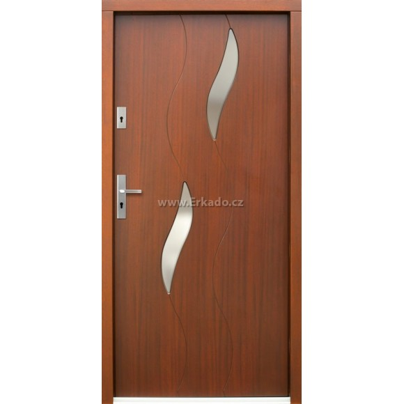 Venkovní vchodové dveře P65