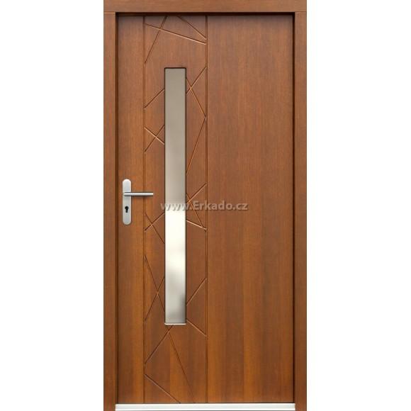Venkovní vchodové dveře P79