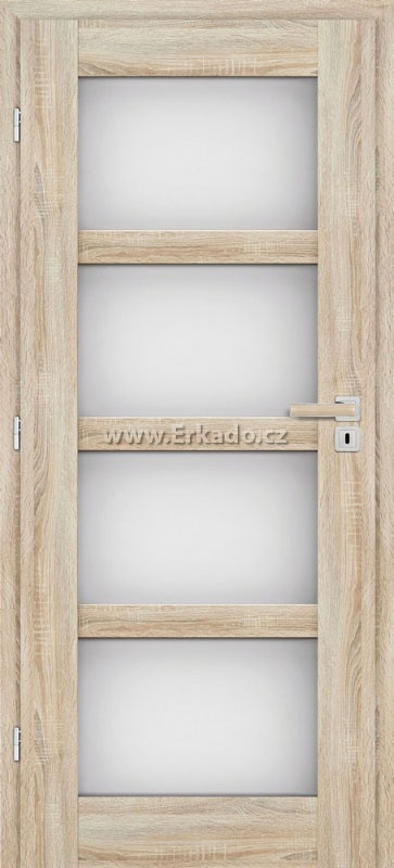 Interiérové dveře JUKA 5