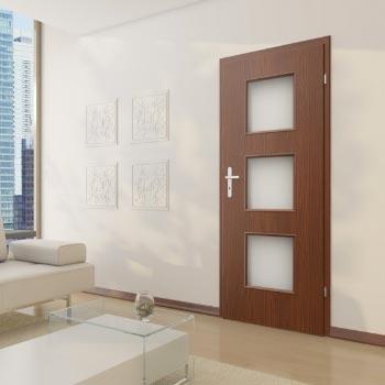 Interiérové dveře za odvoz